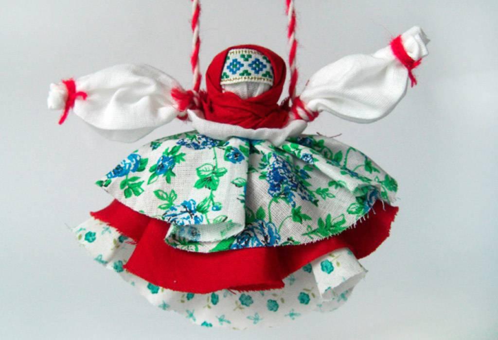 Кукла колокольчик: мастер-класс по изготовлению и использованию старинного оберега