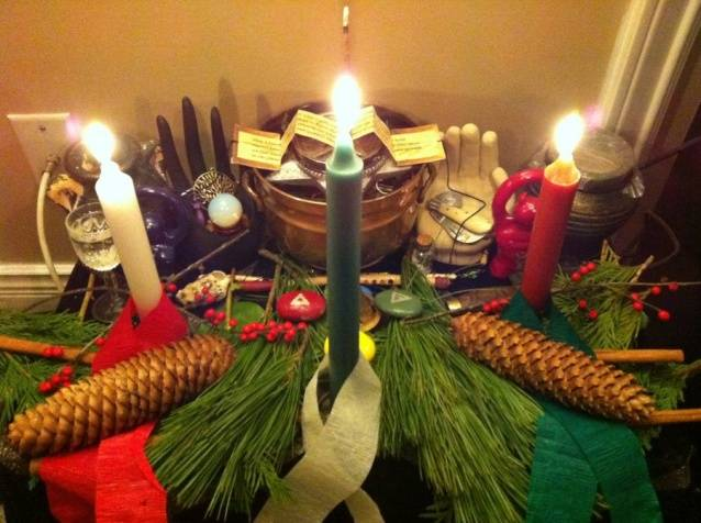 Имболк – ритуалы праздника огня и история бригит
