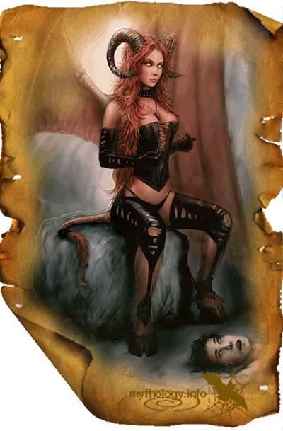 Геката — богиня тьмы и мрака в древней греции