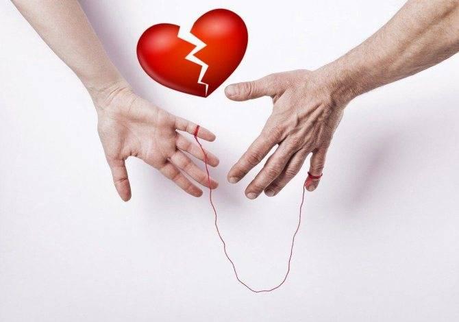 Как разорвать энергетическую связь с мужчиной: техника разрыва, медитация | vip magic