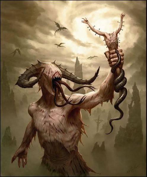 Астарот - демон тайных знаний и умений