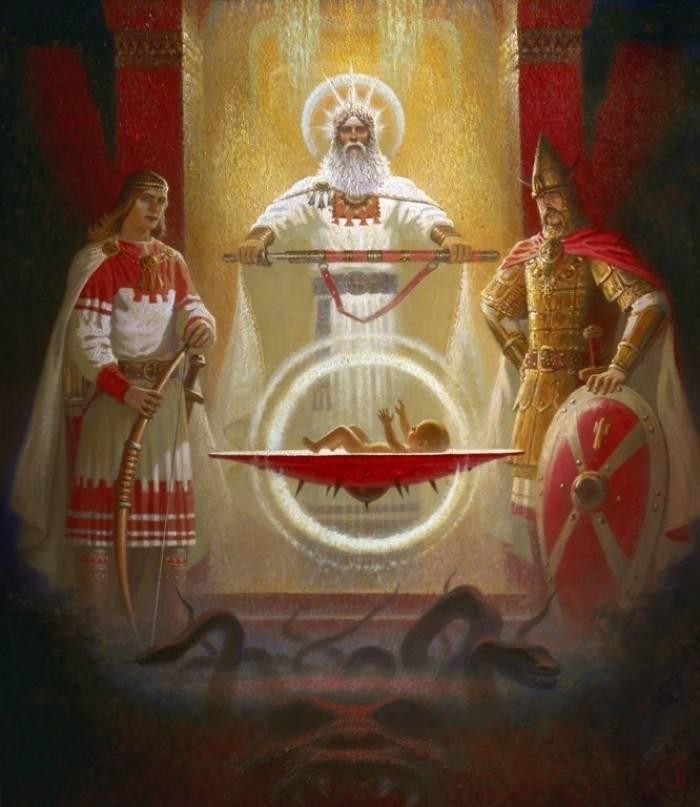 Веды славян
