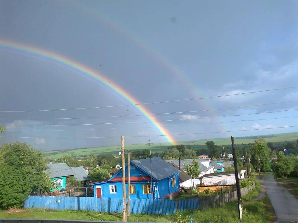 Примета, если увидеть радугу — как поймать удачу