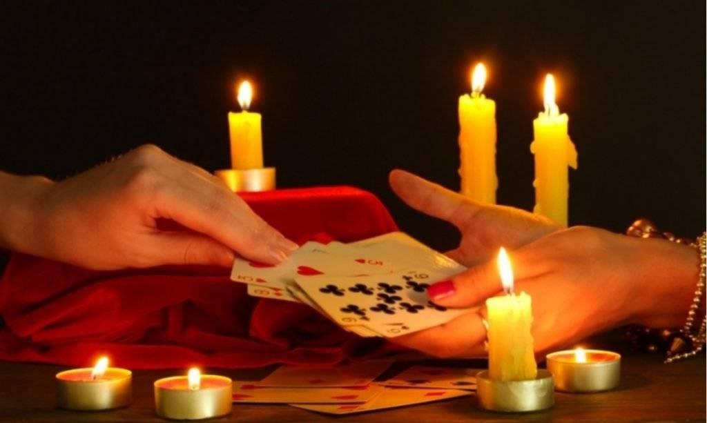 Ритуалы и методы, как гадать, не выходя из дома