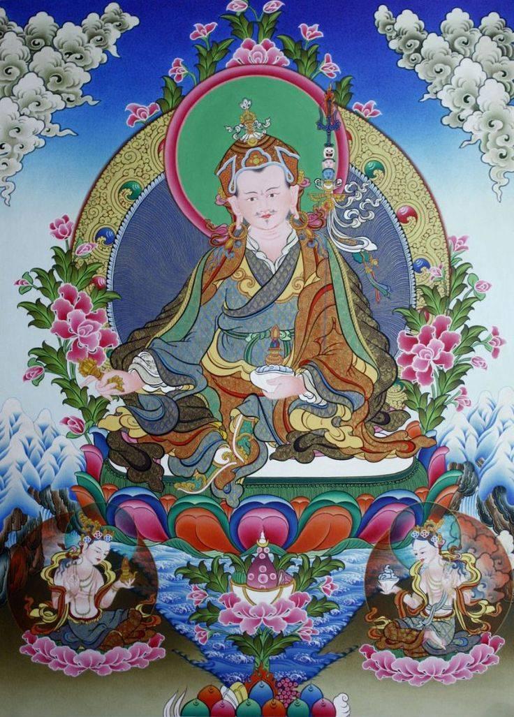 Мантра тэа «золотая пыльца» – особенности и значение, возможности, слова священного текста, правила исполнения