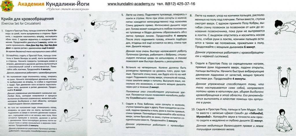 Кундалини-йога для начинающих - что это такое :: syl.ru