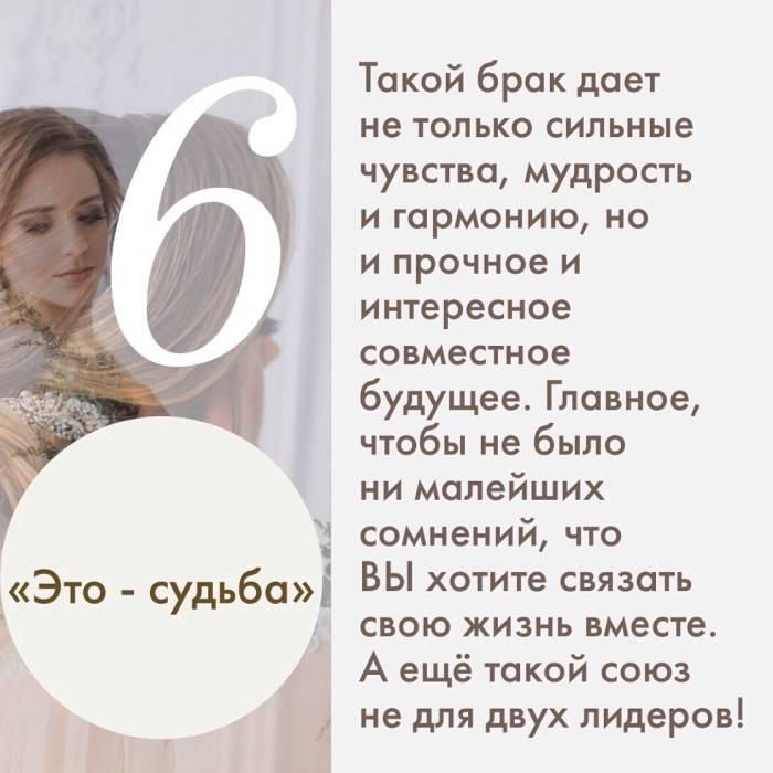 Как правильно выбрать дату свадьбу, значение чисел
