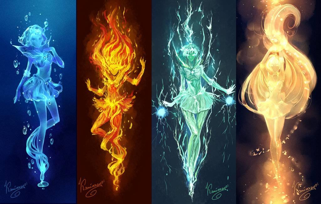 Магия воды: описание и основные свойства