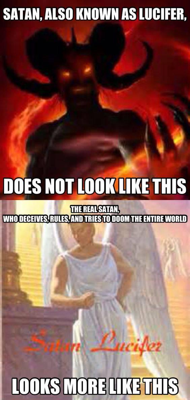 Дьявол, сатана, велиар… это все имена люцифера? или что-то другое?