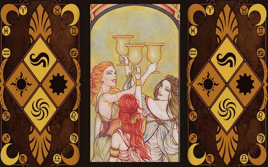 Рыцарь кубков: значение и толкование карты таро