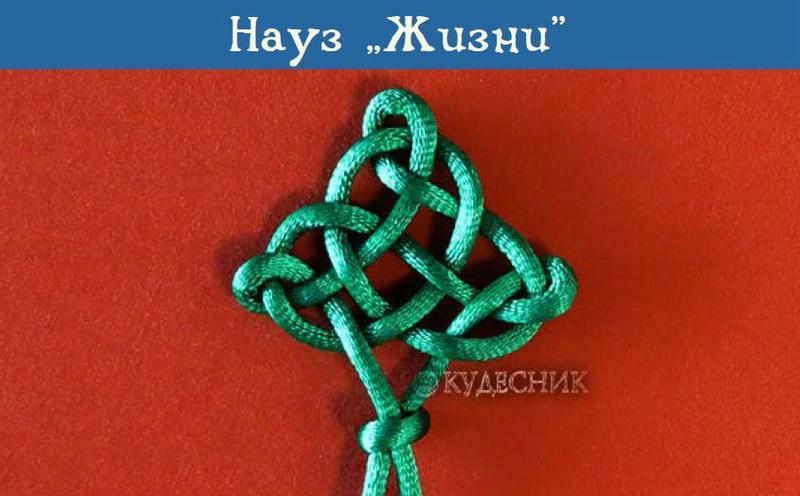 Издание книги «наузы. славянская магия узелков»