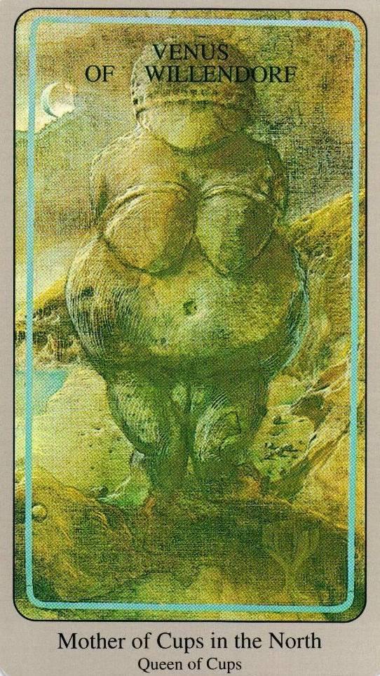 Галерея колоды «Haindl Tarot»