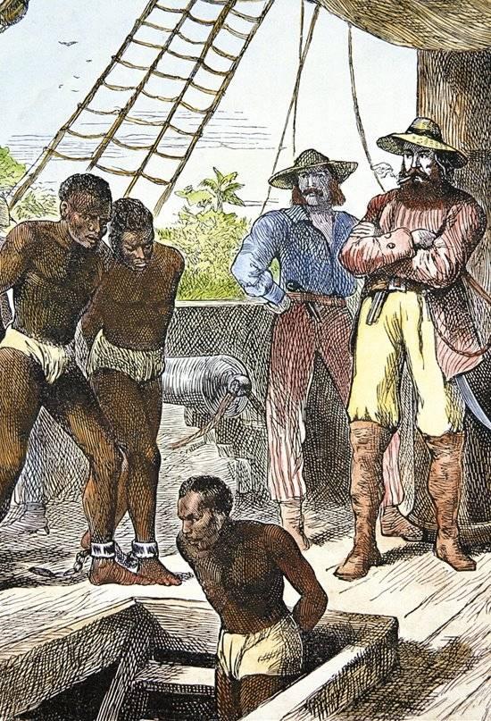 Список рабовладельцев - list of slave owners