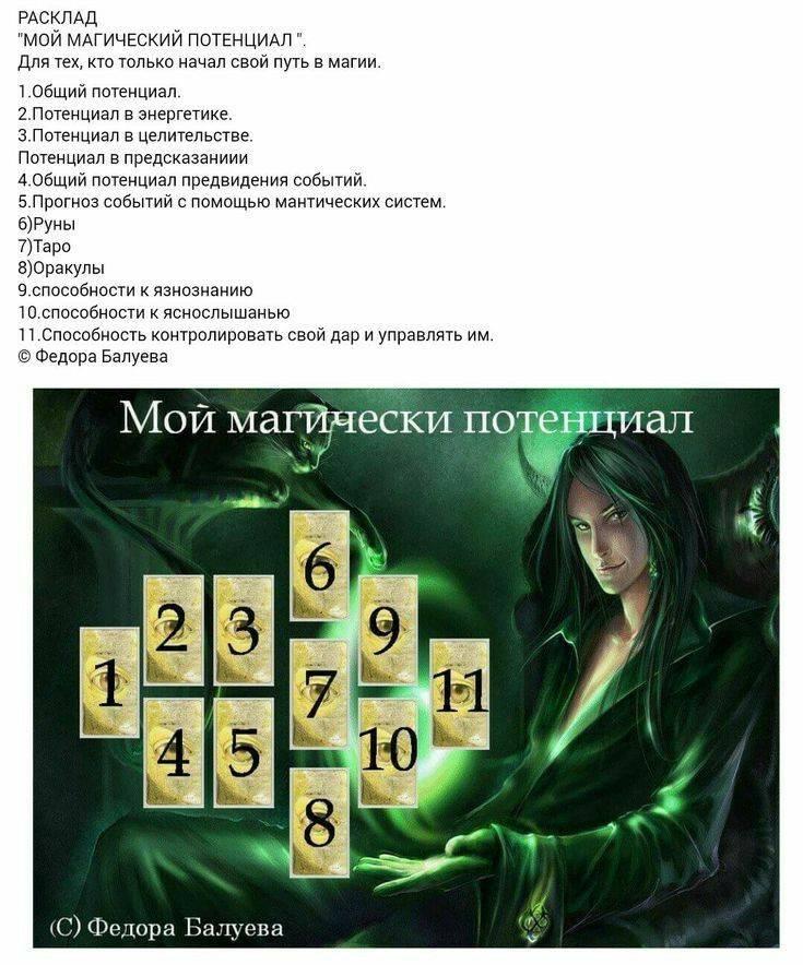 Тест на магические способности - 30 вопросов от эзотериков