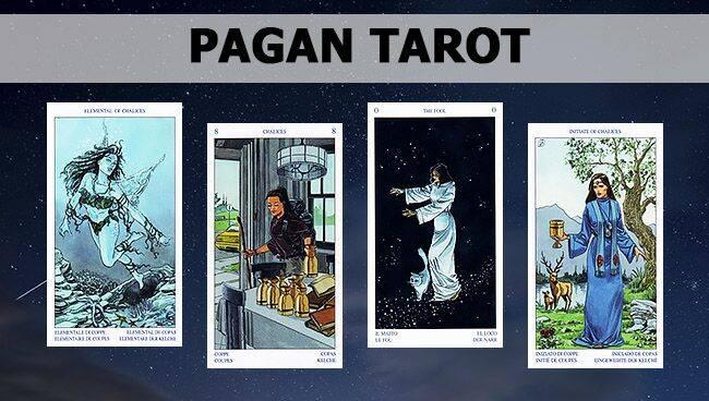 Языческое таро (таро белой ичерной магии): галерея, расклады, значение карт   astro7