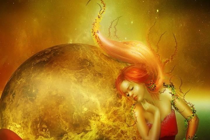Венера в овне у женщины: красота, покоряющая мир