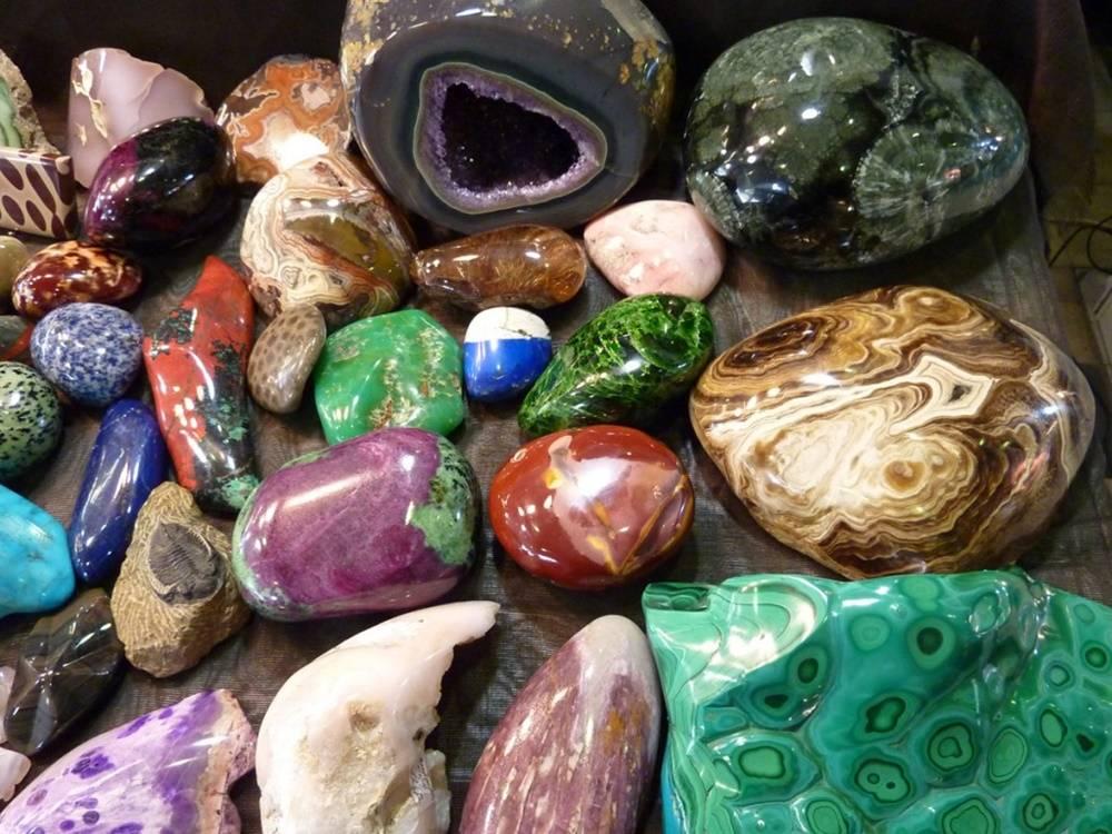 Камни, приносящие удачу (16)