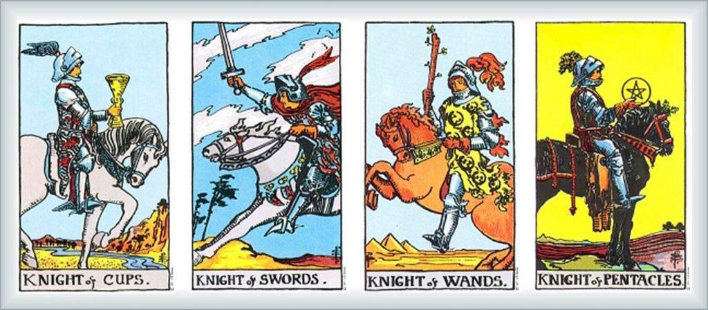 Рыцарь мечей: значение и толкование карты таро