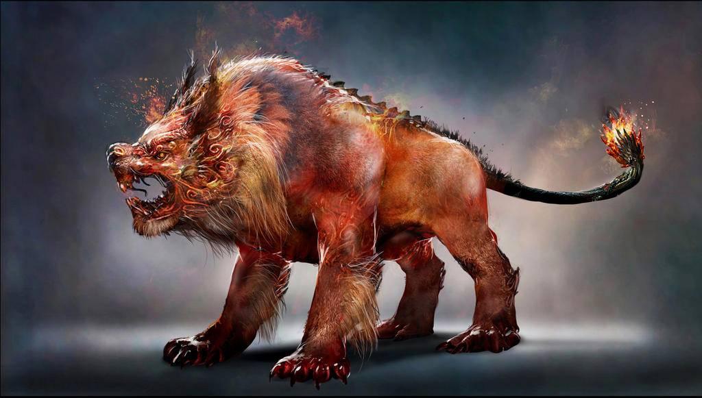 Отвратительно! 20 самых страшных монстров из легенд народов мира   brave defender