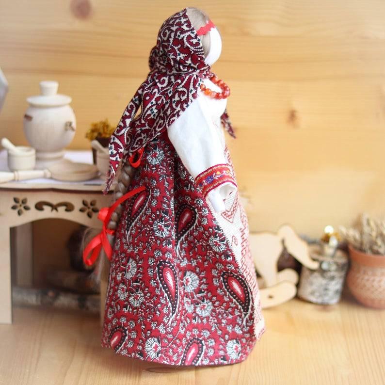 Кукла берегиня своими руками пошаговая инструкция изготовления
