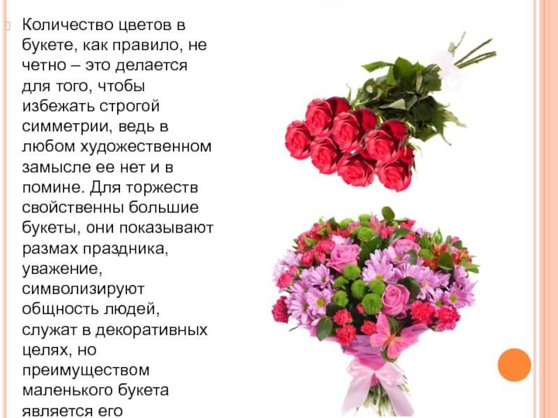 Сколько роз дарить девушке – разбираемся с количеством