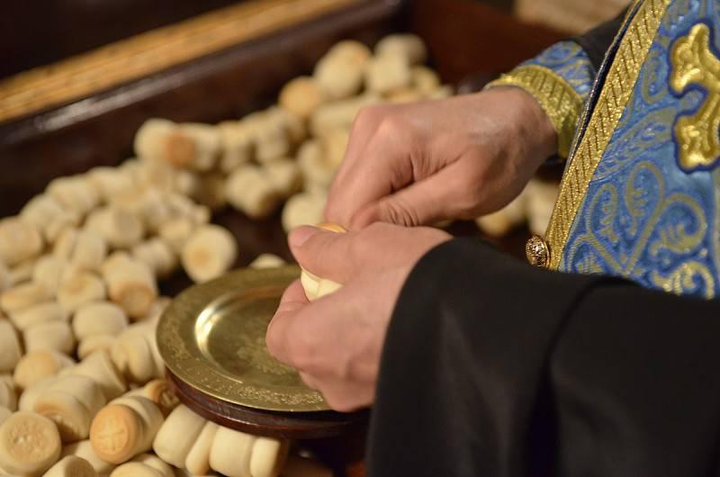 Заказать сорокоуст в 7 церквях