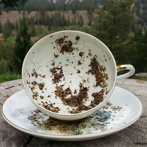 Гадание на чайной гуще