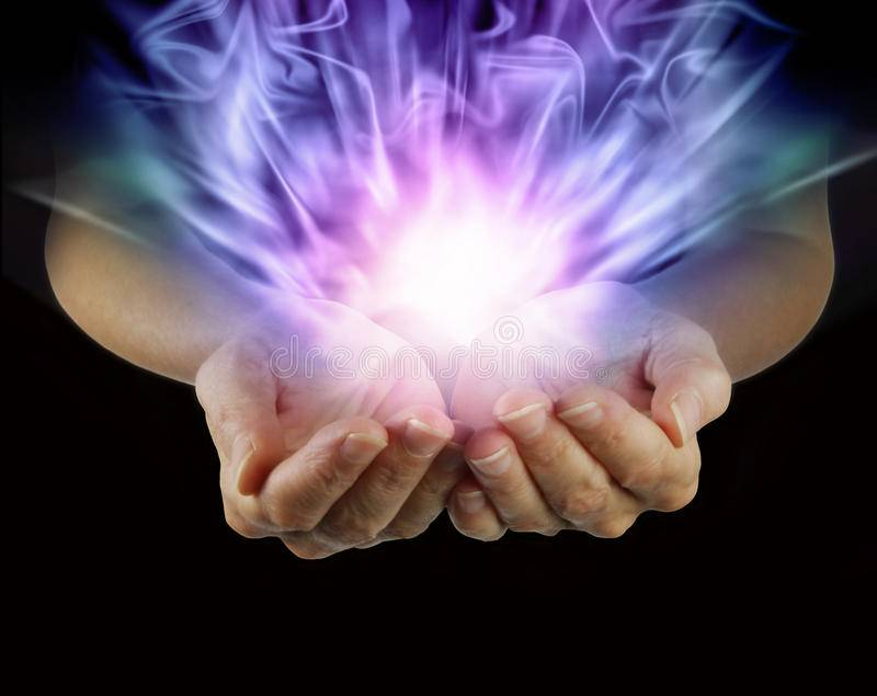 Лечение руками и биоэнергией