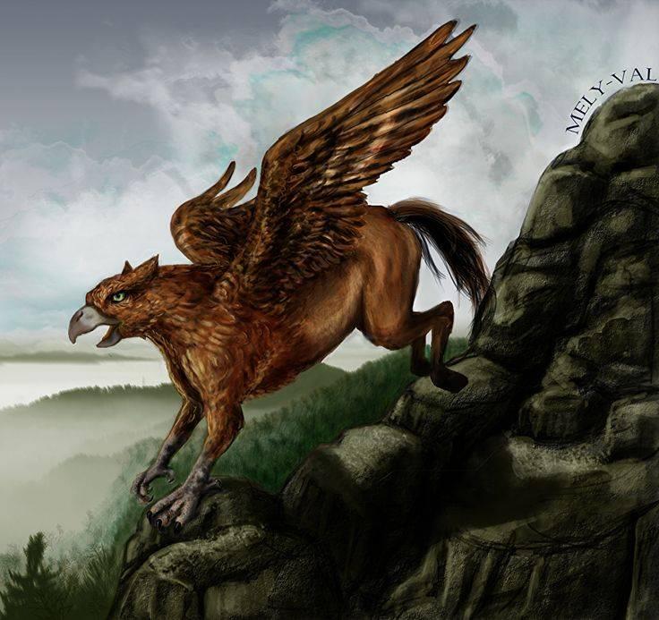 Гиппогриф - hippogriff