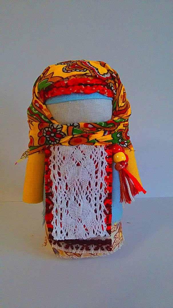 Кукла-оберег крупеничка: пошаговое изготовление, видео