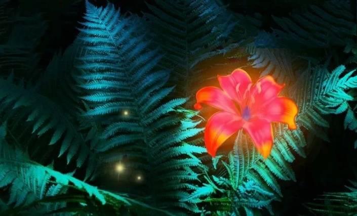 Перунов цвет – сильный славянский оберег цветка папоротника