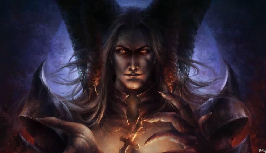 Демоны | самые могущественные демоны | люцифер | лилит | велиал | вельзевул | ваал | астарот | асмодей | paranormal-zone