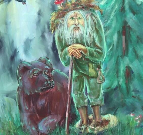 Насколько значим леший в славянской мифологии?