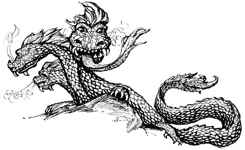Кто такой змей горыныч на самом деле