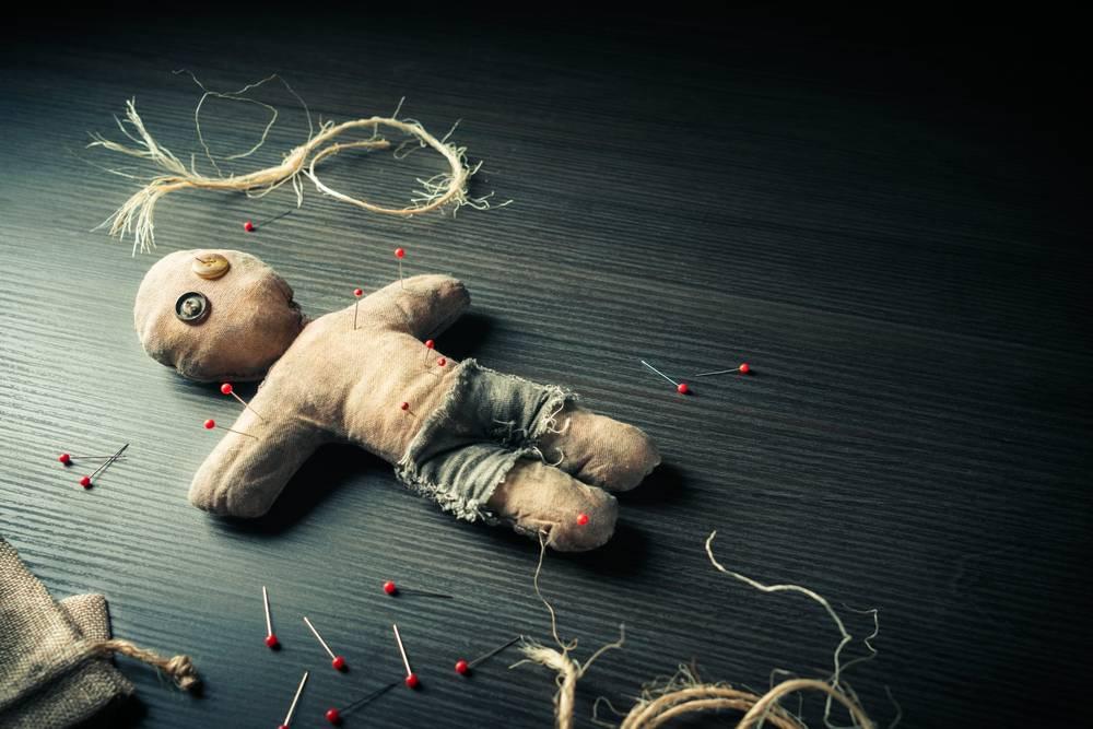 Как сделать куклу вуду – на человека самостоятельно, своими руками в домашних условиях, сшить