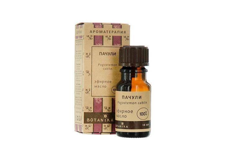 Эфирное масло пачули, его свойства и применение