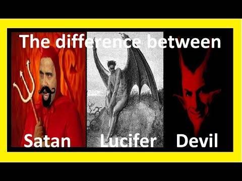 Люцифер — демон и его слуги, храмы и обряды призыва