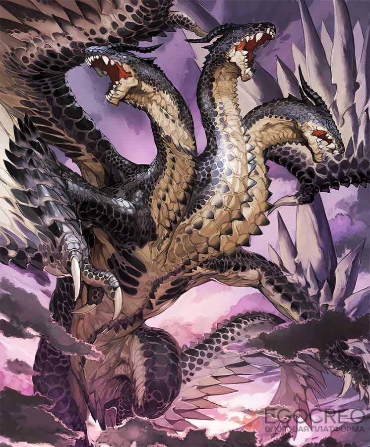 Кириллица  | змей горыныч: кто он такой на самом деле