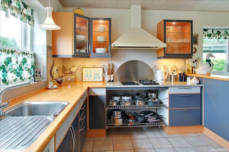 Кухня по фен-шуй - основные правила и принципы обустройства
