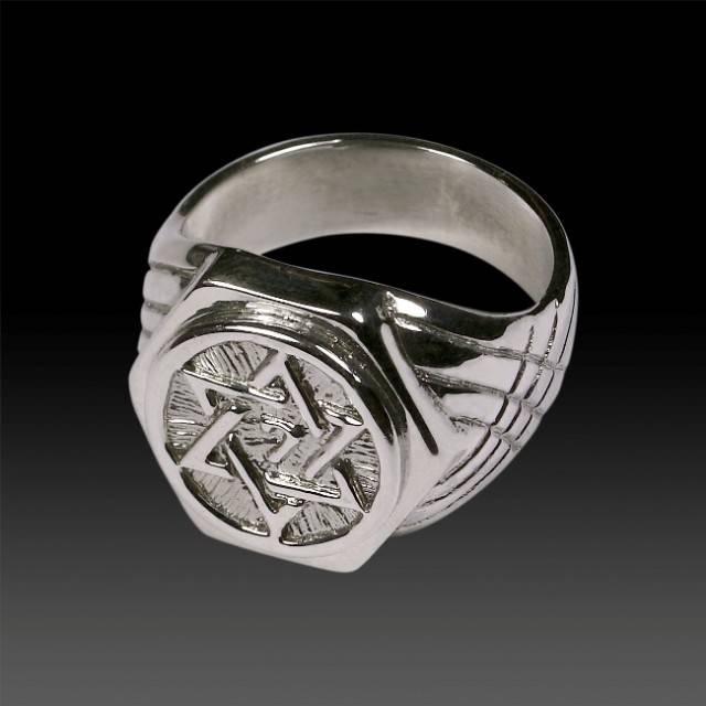 Кольцо соломона: что написано на кольце, история и легенды, значение на руке