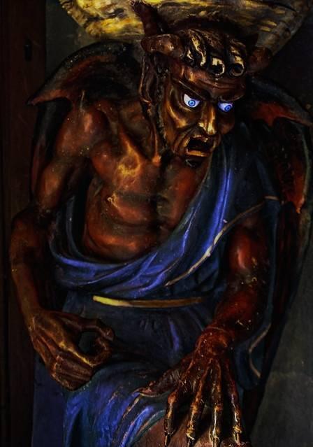 Демоны ада. имена демонов ада, их иерархия :: syl.ru