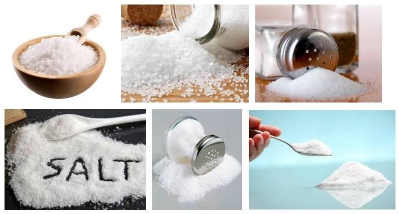 Приворот на соль который нельзя снять