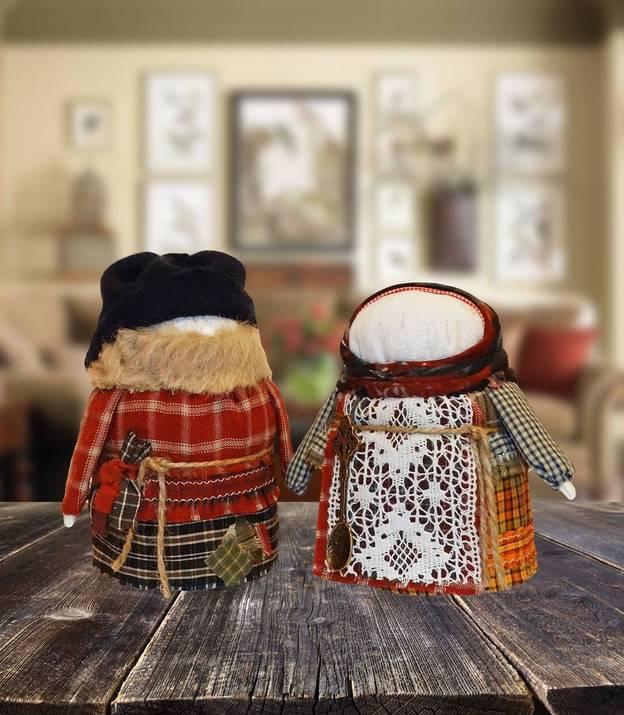 Кукла зерновушка (крупеничка) и богач: что такое, и история, значение народного оберега, мастер-класс по изготовлению, инструкция пошагово, как сделать своими руками