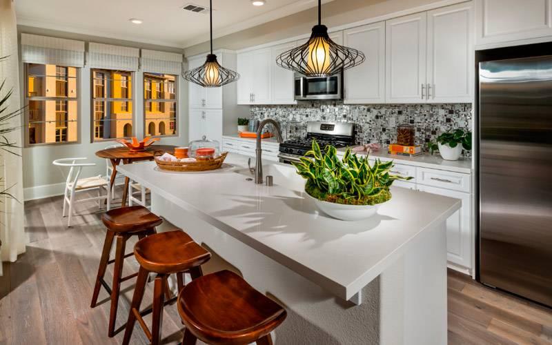 Кухня по фен шуй - правила и грамотное оформление