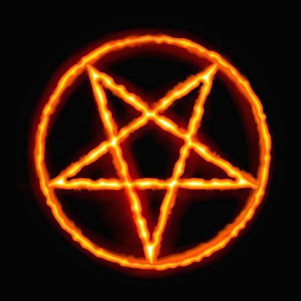 Зловещие символы: знаки сатаны и их значения