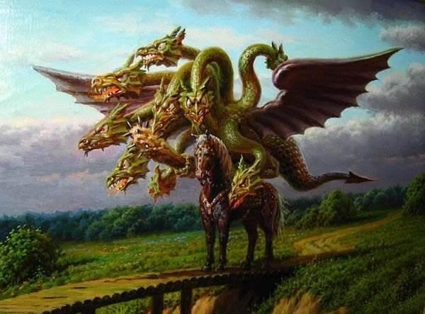 Змей горыныч | фантастические существа вики | fandom