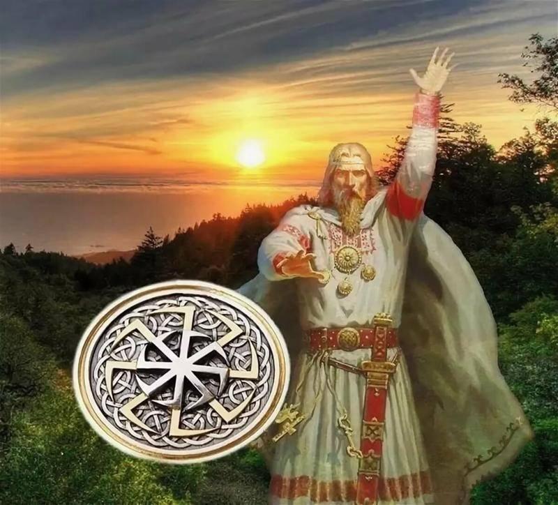 Даждьбог – символ, атрибуты, обереги, руны, праздник, почему славян называют внуками даждьбожьими?