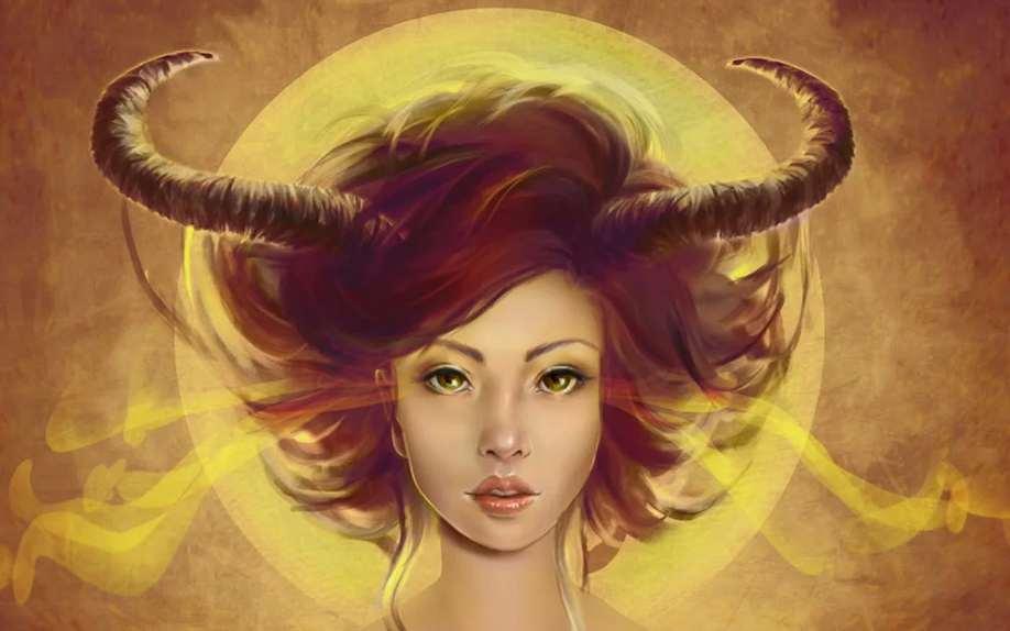 Венера в Овне у женщины