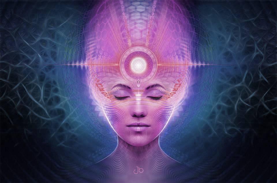 Открытие третьего глаза - техника, признаки, практика