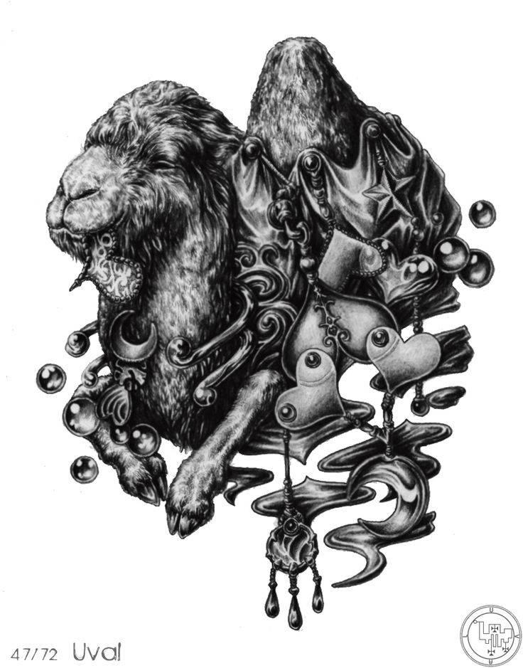 Гоэтия — краткое описание 72 демонов, запечатанных соломоном - 321news - все новости на раз два три